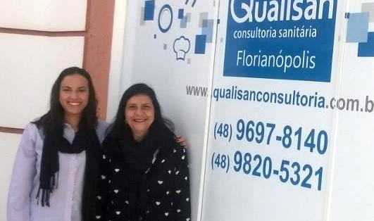 Franquia Florianópolis Lígia e Maria Eduarda